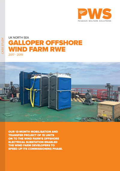 PWS Case Study: Galloper Wind Farm