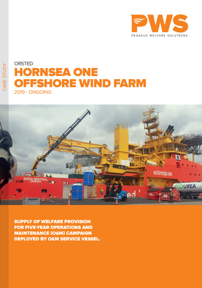 PWS Case Study: Horsea One Offshore Wind Farm