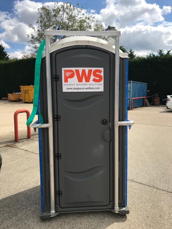 PWS Toilet Units